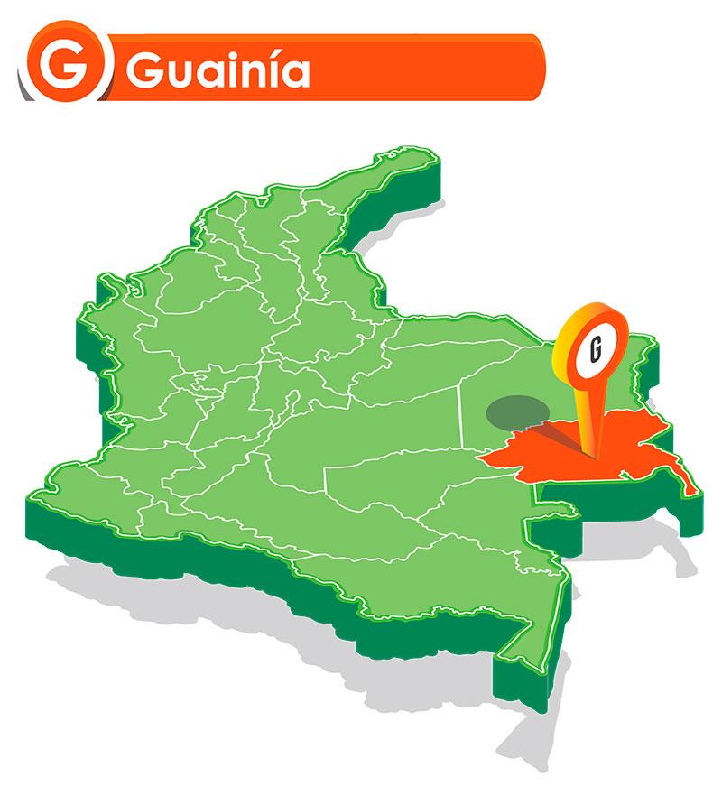 Departamental Guainía